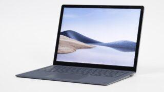 Surface Laptop 4 13.5インチ Ryzen 5モデルが楽天カード使用で実質10万円切り! 10/10は人気のSurfaceが超お得