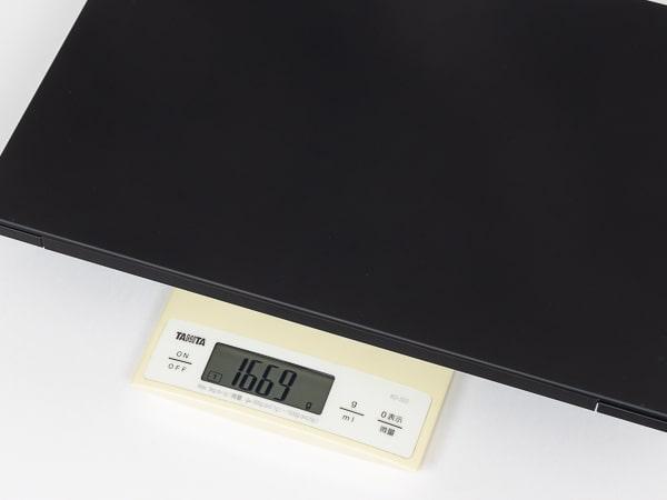 ThinkPad X1 Extreme Gen 3 重さ