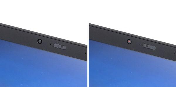ThinkPad X1 Extreme Gen 3 Webカメラ