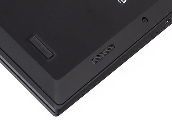 ThinkPad X1 Extreme Gen 3 スピーカー