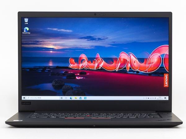 ThinkPad X1 Extreme Gen 3 デスクトップ