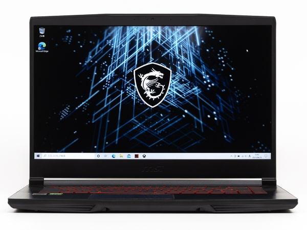 GF63 Thin 10U デスクトップ