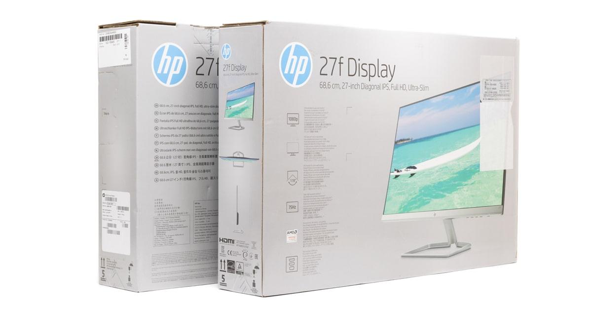 HP 27fモニター企画
