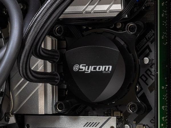 G-Master Hydro Z590-Mini CPU