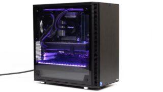 サイコム G-Master Hydro Z590-Miniレビュー:Core i7-11700K+RTX3070搭載でデュアル水冷のゲーミングPC