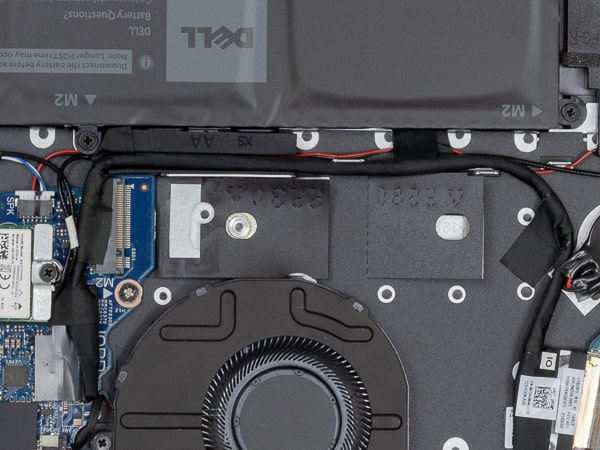 Inspiron 15 5515 SSD増設