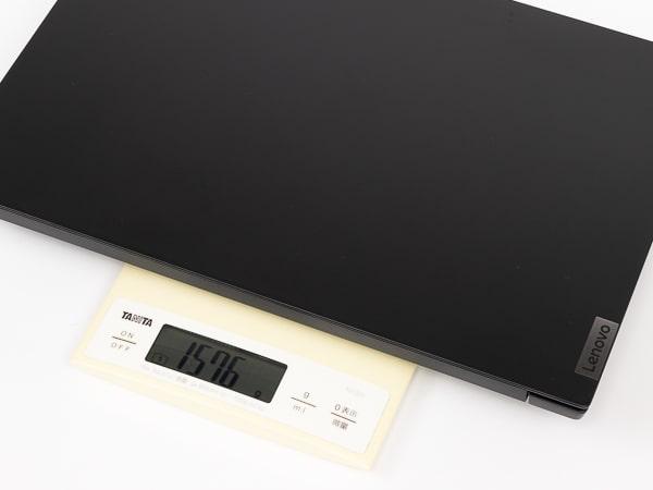 ThinkPad E14 Gen 3(AMD) 重さ