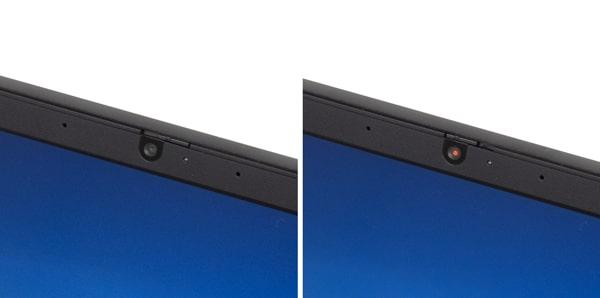 ThinkPad E14 Gen 3(AMD) カメラ
