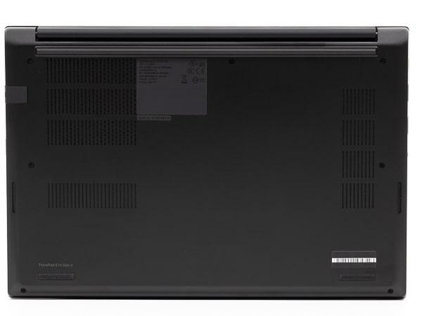 ThinkPad E14 Gen 3(AMD) 底面