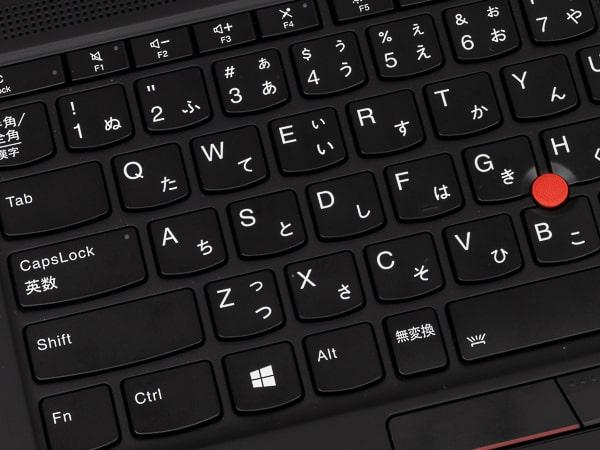 ThinkPad X1 Nano タイプ感