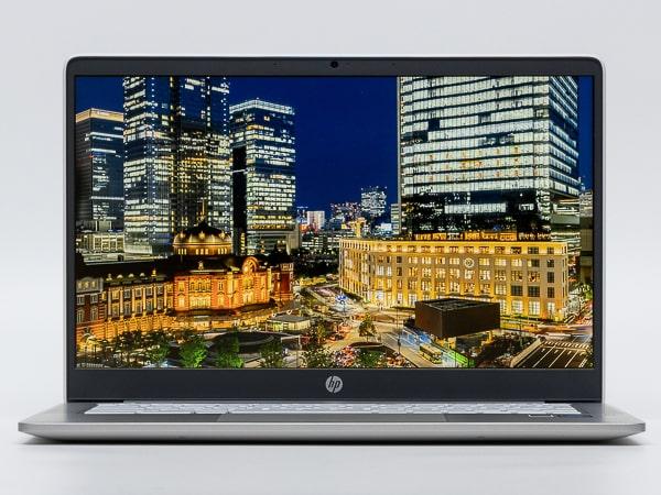 HP Chromebook 14a 映像