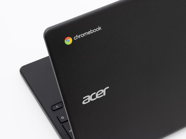 Acer Chromebook 712 C871T-A38N 外観