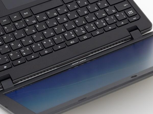 Acer Chromebook 712 C871T-A38N 排気口