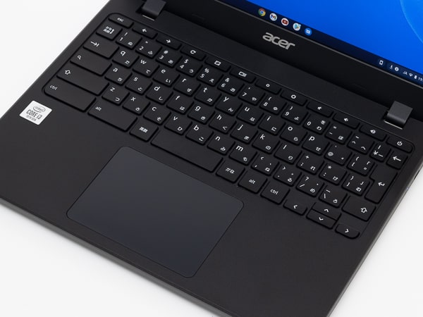 Acer Chromebook 712 C871T-A38N パームレスト