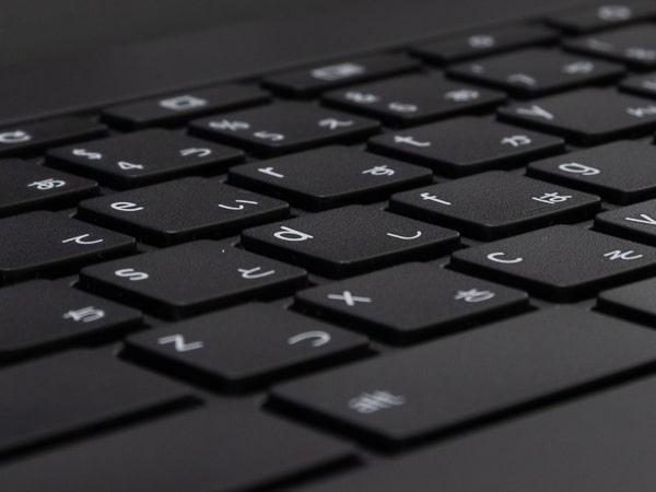 Acer Chromebook 712 C871T-A38N タイプ感