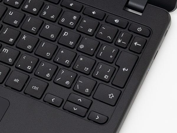 Acer Chromebook 712 C871T-A38N 配列