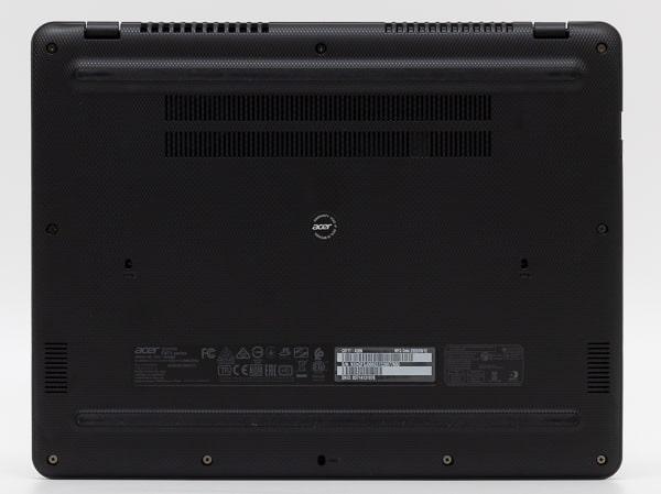 Acer Chromebook 712 C871T-A38N 底面