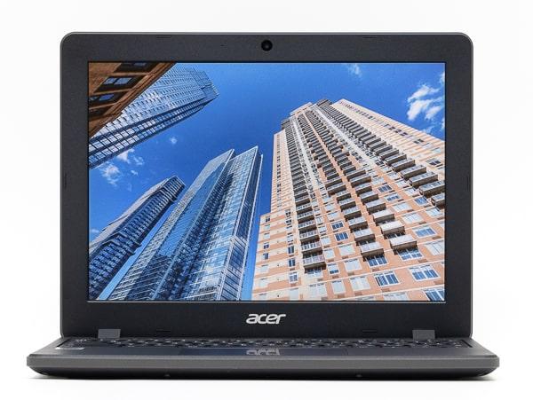Acer Chromebook 712 C871T-A38N 感想