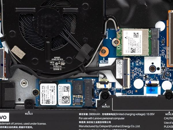 ThinkPad E14 Gen 3(AMD) SSD