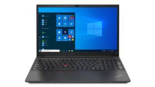 Ryzen 5 5500U+16GBで7万7550円から&X1 Carbon 2020が50%オフ:ThinkPad週末セール中