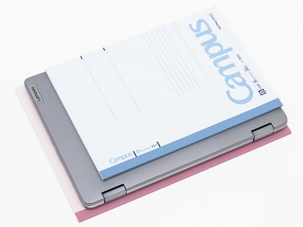 IdeaPad Flex 360 Chromebook 大きさ