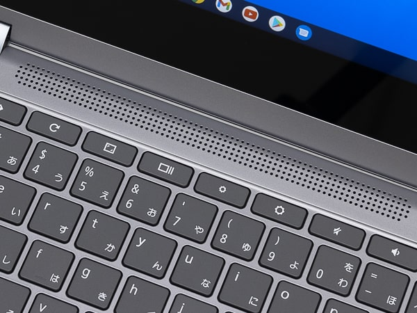 IdeaPad Flex 360 Chromebook スピーカー
