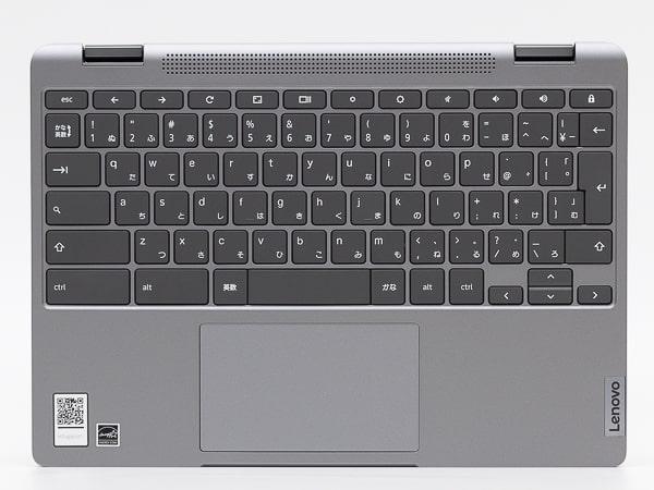 IdeaPad Flex 360 Chromebook キーボード