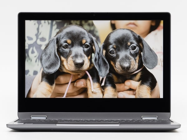 IdeaPad Flex 360 Chromebook ベゼル
