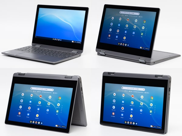 IdeaPad Flex 360 Chromebook 2in1