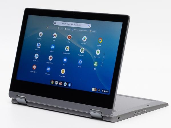 IdeaPad Flex 360 Chromebook 感想