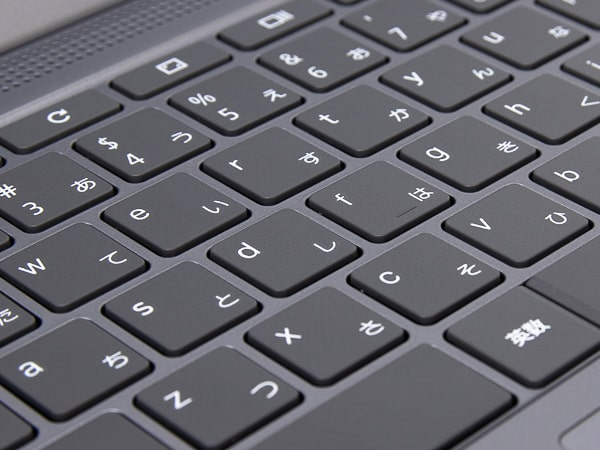 IdeaPad Flex 360 Chromebook タイプ感