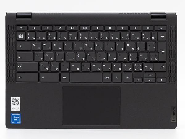 IdeaPad Flex 550i Chromebook キーボード