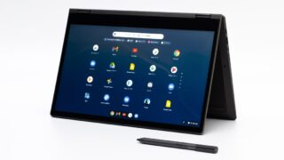 IdeaPad Flex 550i Chromebookが3万7980円! 手書き用ペン付きで高品質な13.3インチモバイル2-in-1