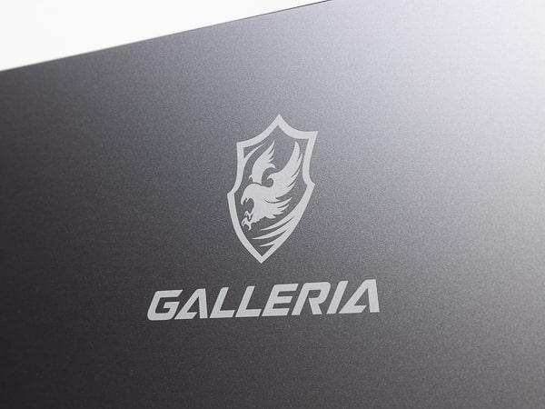 GALLERIA RL5R-G50T エンブレム