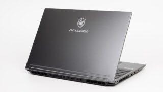 ドスパラ GALLERIA RL5R-G50Tレビュー:Ryzen 5 4600H+GTX 1650 Tiで11万円台のエントリーゲーミングノートPC