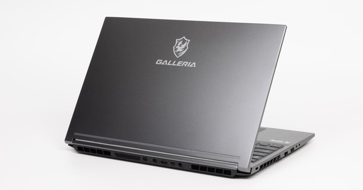 ドスパラ GALLERIA RL5R-G50Tレビュー