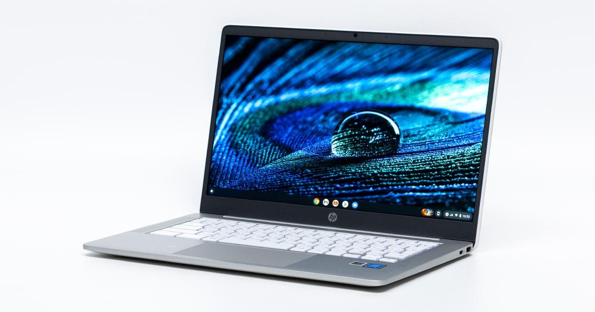 HP Chromebook 14aレビュー