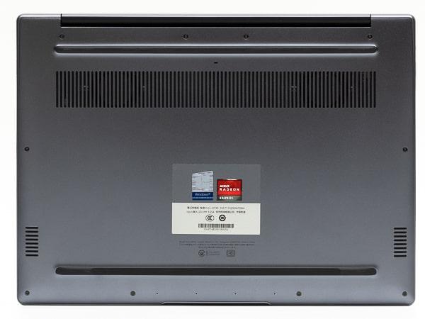 HUAWEI MateBook 14 2020 底面
