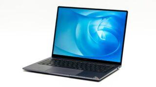 HUAWEI MateBook 14 2020レビュー:Ryzen 7 4800H+16GBメモリーでほぼ12万円の高コスパなスリムノートPC