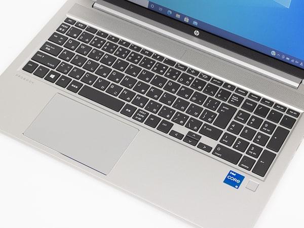 HP ProBook 450 G8 パームレスト