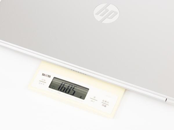 HP ProBook 450 G8 重さ