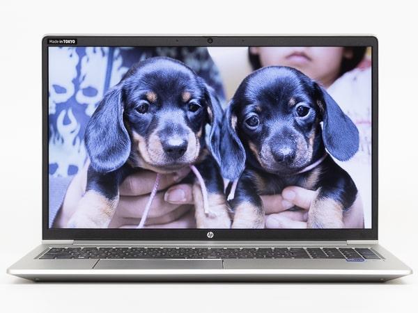 HP ProBook 450 G8 ベゼル