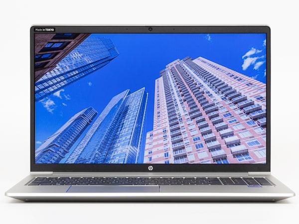 HP ProBook 450 G8 画面サイズ