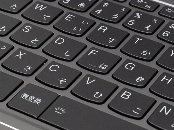 ThinkBook 13s Gen 2 タイプ感