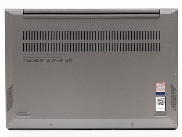ThinkBook 13s Gen 2 底面