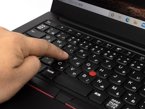 ThinkPad E14 Gen 3(AMD) タイプ感