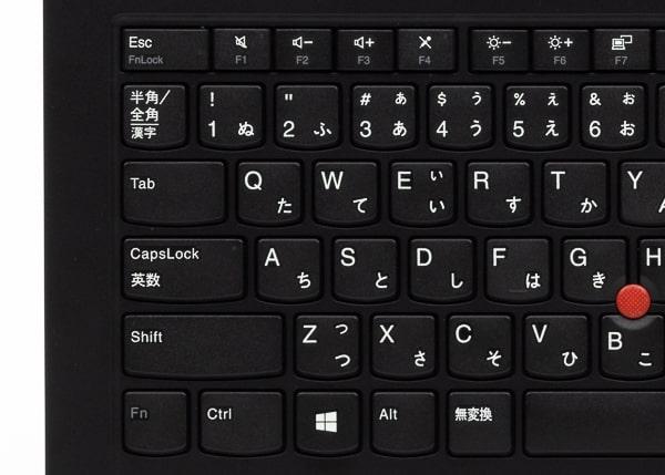ThinkPad E14 Gen 3(AMD) キーボード