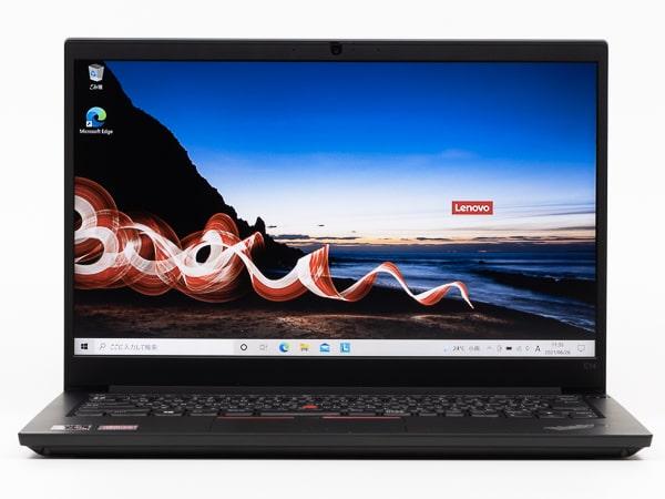 ThinkPad E14 Gen 3(AMD) デスクトップ