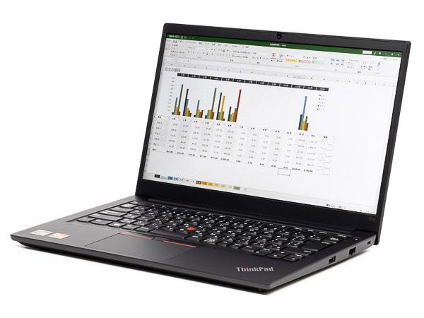 ThinkPad E14 Gen 3(AMD) 見やすさ