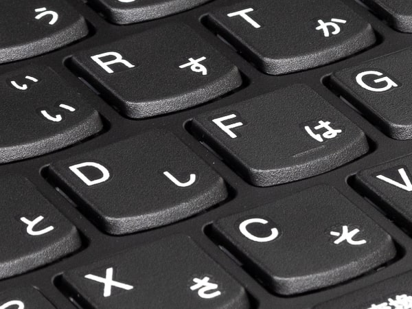ThinkPad E14 Gen 3(AMD) キートップ